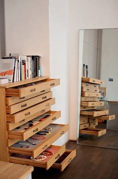 Inspiring Jewelry Storage, Jewelry Drawers, And More!