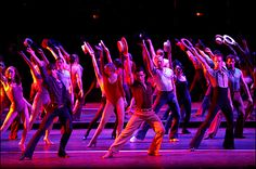 The cast of theatre hopefuls in the Broadway revival of A Chorus Line put themselves on the line one final time Aug. 17 when the landmark musical plays its final performance at the Gerald Schoenfeld Theatre. A Chorus Line, Loose Lips Sink Ships, Lets Dance, Musical Theatre, Jazz, Musicals, Broadway, Dancer, Drama