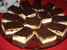 Hungarian Recipes, Dessert Recipes, Desserts, Kakao, Cake Cookies, Tiramisu, Good Food, Food And Drink, Cooking Recipes