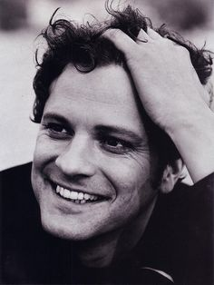 My day is going to be much better now that I've seen this picture. #Colin Firth