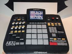 Akai MPC Birthday Cake :D New Hip Hop Beats Uploaded EVERY SINGLE DAY http://www.kidDyno.com