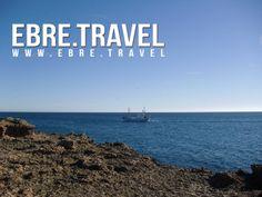 Our #Mediterranean coast. #TerresdelEbre. At http://www.ebre.travel/ soon.  La nostra costa #mediterrània. #TerresdelEbre. Properament a http://www.ebre.travel/  Nuestra costa #mediterránea. #TerresdelEbre. Próximamente en http://www.ebre.travel/