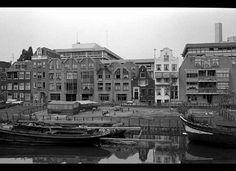 1970's. Bickerseiland in Amsterdam. #amsterdam #1970 #bickerseiland