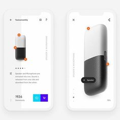 Simple product view by @antonibotev ...................................................................................................................... #ui #ux #uiux#userexperience #userinterface#graphicdesign #designer #inspiration#productdesign #designinspiration#designthinking #ixd #interactiondesign#designpattern #designdaily #webdesign#instadesign #designinspiration #designtrends #branding #prototype #flow #appdesign #blogger #uxblogger #uxinfluencer