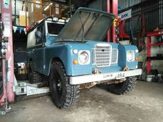 Series Land Rover Series 3, Adventure Car, Land Rovers, Land Cruiser, Jeep, Monster Trucks, Clothing, Accessories, Cars
