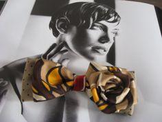Bow tie. Ivana Pericoli www.ivanapericoli.com/blog/