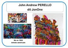 JonOne - Portrait d'artiste