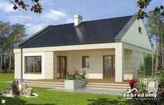 Ligia, 91,4 M2 - zdjęcie od Pracownia Projektowa Dobre Domy Flak & Abramowicz - Pracownia Projektowa Dobre Domy Flak & Abramowicz