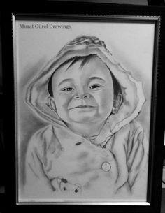Drawing by murat GÜREL çizen : murat Gürel sipariş karakalem çalışması 553 222 73 73