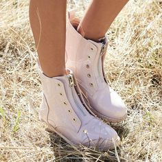 Our Ballet Biker Boots are back with a cool and stylish new look! Made from a patent leather-look material, these chunky and Doc Marten-style shape boots featur Doc Martens Style, Girls Shoes Online, Biker Boots, Stylish Girl, Timberland Boots, Tween, Patent Leather, High Top Sneakers, Girl Fashion