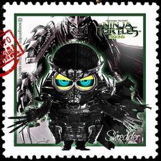 Teenage Mutant Ninja Turtles Minions - Shredder