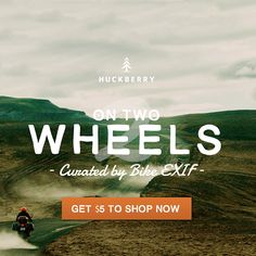 To help you get the most out of your next road trip, Bike EXIF has joined forces with Huckberry. The exclusive sale features brands like Aether Apparel, Alpinestars, Deus, Kriega, Leatherman and Rev'IT! As a special bonus, Huckberry is also offering all Bike EXIF readers a $5 credit just for signing up. And then an extra 15% off the value of your entire order. (Just enter the code EXIF15 in the credits section of your account page after you've signed up.) Click through to claim your savings…