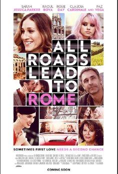 Wszystkie drogi prowadzą do Rzymu / All Roads Lead to Rome (2015) Lektor PL