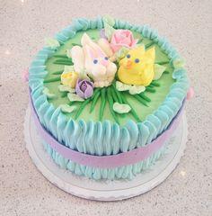 Easter Basket Cake!