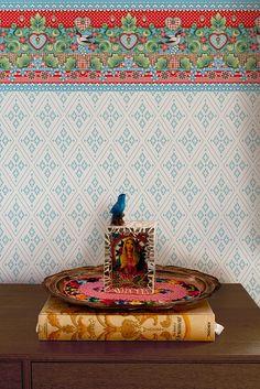 CATALINA ESTRADA Lovely wallpaper collection by Coordonné