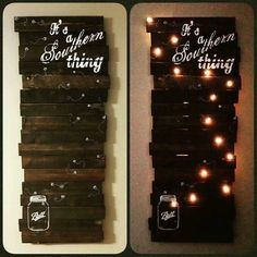 Lightening bug board