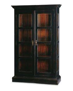Lunenburg Large Glass Cabinet