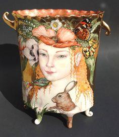 Irina Zaytceva – Historical Ceramic Illustration