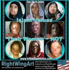 THUGS Who Did This To These Women Need To Be Hung By Their Balls  and then by their neck   ~ Islam values women??