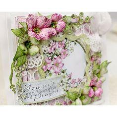 Heartfelt Creations Flowering Dogwood 58 Piece Collection No Colour