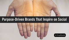 5 Purpose-Driven Companies Making an Inspiring Splash on Social Media