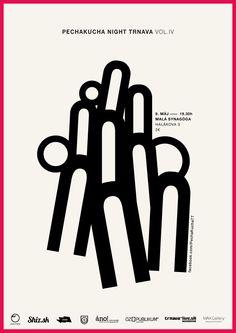 PechaKucha Night Trnava vol. 4 poster by Michal Stolarik