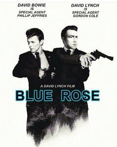 Twin Peaks #blue rose