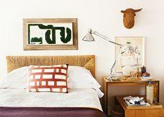 Shop the Room: A Designer's Gramercy Park Bedroom via @domainehome