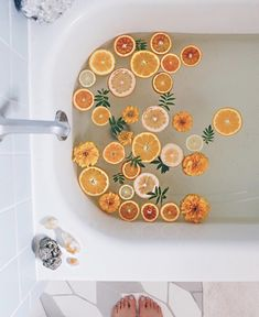 It's called citrus dip, and it's totally a thing! 🍋🛀 If you're looking to add more moments of self-care to your life, dedicate bath time to indulge a little. Try this lemon bath ritual with uplifting citrus to unwind. Bath Photography, Dreamy Photography, Boho Home, Norman Foster, Milk Bath, Bath Water, Mellow Yellow, Bath Time, Belle Photo