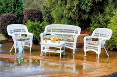 4-Piece Enya Patio Seating Group
