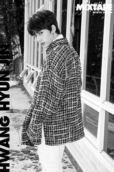 Photo Teaser HWANG HYUNJIN MIXTAPE Pre-Debut Album 2018.01.08 12PM