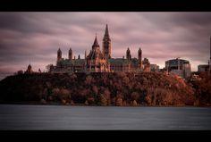 Ottawa Parliament by Carlos D. Ramirez on 500px