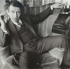 Norman Mailer 1923-2007 American novelist. The Naked and the Dead, Executioner's Song