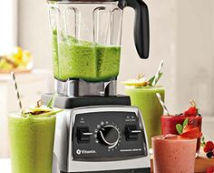 Some great vitamix recipes!