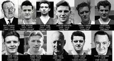 Flowers of Manchester. Manchester United Legends, Manchester United Players, Munich Air Disaster, Tommy Taylor, Duncan Edwards, Matt Busby, Sir Alex Ferguson, Wayne Rooney