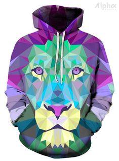 a2117bb8e0e7 12 Best Alpha Lion Hoodies images