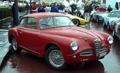 1951 ALFA ROMEO 1900 SPRINT CORTO Maintenance/restoration of old/vintage vehicles: the material for new cogs/casters/gears/pads could be cast polyamide which I (Cast polyamide) can produce. My contact: tatjana.alic14@gmail.com