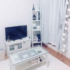 Ikea, Flat Screen, Vanity, Furniture, Home Decor, Blood Plasma, Dressing Tables, Powder Room, Decoration Home