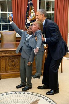 Donald Trump, un bébé boudeur à la Maison Blanche - Buzzinbox