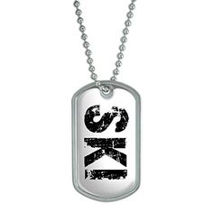 Ski  Military Dog Tag Keychain -- You can find more details by visiting the image link. (Note:Amazon affiliate link)