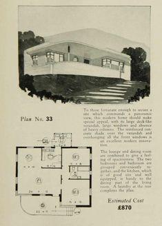 Art Deco House Plans Poisk V Google Art Deco Home Vintage