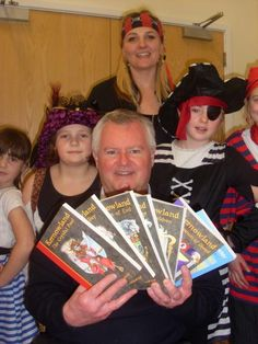 Jack Trelawny Free School Author Visit to Yorkley School: To book a visit, email Jane Bennett, Events Manager: info@campionpublishing.com