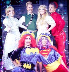 Enhancing Entertainments 'Cinderella'