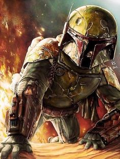 The Rise of Boba Fett