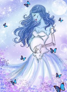 Corpse Bride: Victor and Emily's Secret by IceMaidenChiyoe on DeviantArt Corpse Bride Art, Emily Corpse Bride, Tim Burton Corpse Bride, Wedding Night Lingerie, Dark And Twisted, Pop Culture Art, Jeff The Killer, Body Art Tattoos, Concept Art