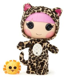 Lalaloopsy Littles Specials - Whiskers Lions Roar