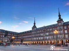 Site seeing in Madrid!