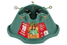 Jack-Post Oasis Christmas Tree Stand, for Trees Up to Water Capacity This Jack-Post Christmas Tree Stand is a large capacity tree stand for Best Christmas Tree Stand, 10 Tree, Snowman Tree, Bucket Bag, Tree Stands, Oasis, Trees, Nice, Store