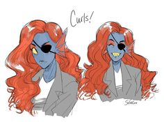 Undyne from Undertale: