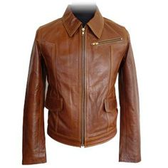 The Agadir  Highly Stylish jacket made from the finest Moroccan lambskin leather. Trend and fresh style, hand-crafted to your exact requirement. Available in a large choice of leather colors, seam colors, linings and pocket options.